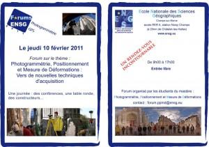 Affiche du forum PPMD
